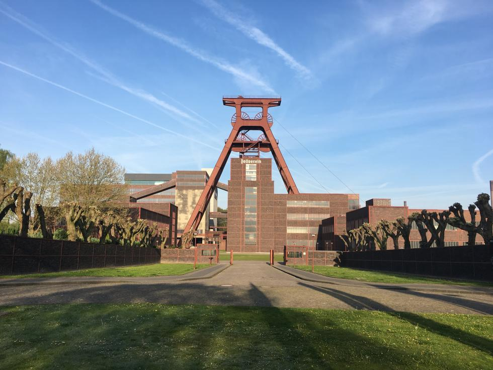 Zeche Zollverein in Essen